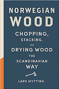 A book about chopping wood - my new favourite past time!