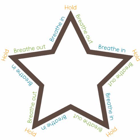 Breathing-star