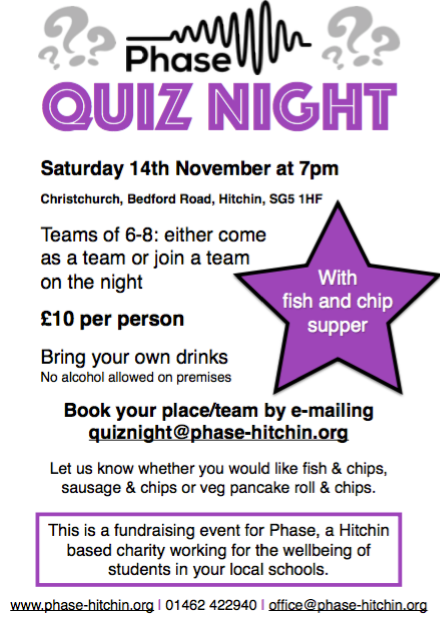 Phase Quiz Night