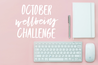 October Wellbeing Challenge 2018