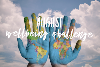 August Wellbeing Challenge 2018