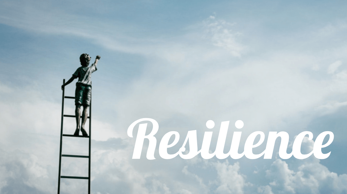 Top tips to build resilience