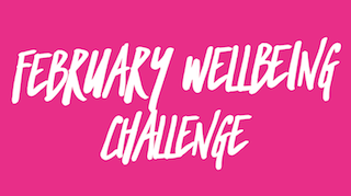 February Wellbeing Challenge