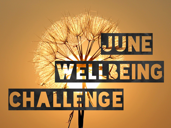 June Wellbeing Challenge