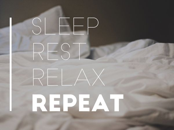 Sleep, Rest & Relaxation