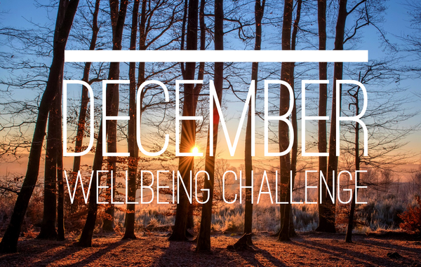 December Wellbeing Challenge