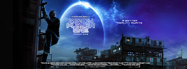 Ready Player One (12a)