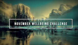 November Wellbeing Challenge 2018