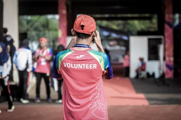Volunteering and why it's super cool