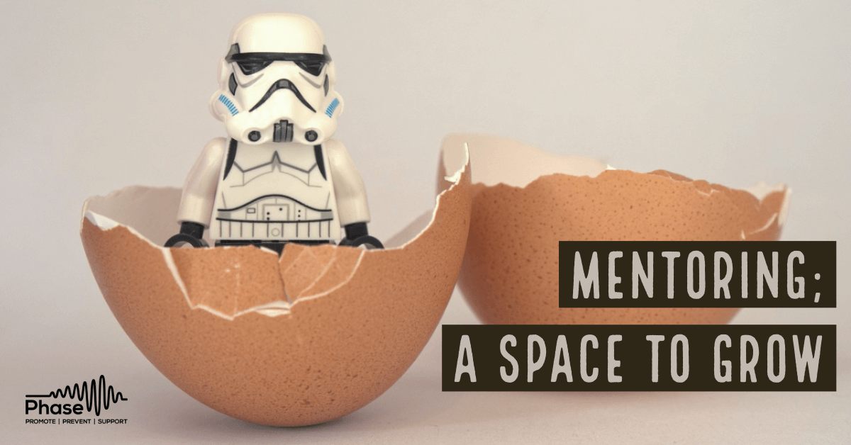 Mentoring; a space to grow